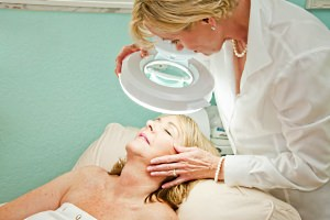 Patient skin care treatment